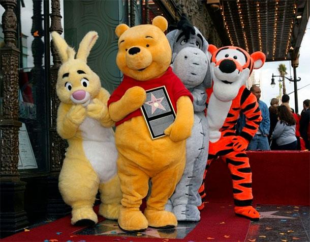 Winnie l'Ourson censuré en Chine à cause de sa ressemblance avec le président Xi Jinping...