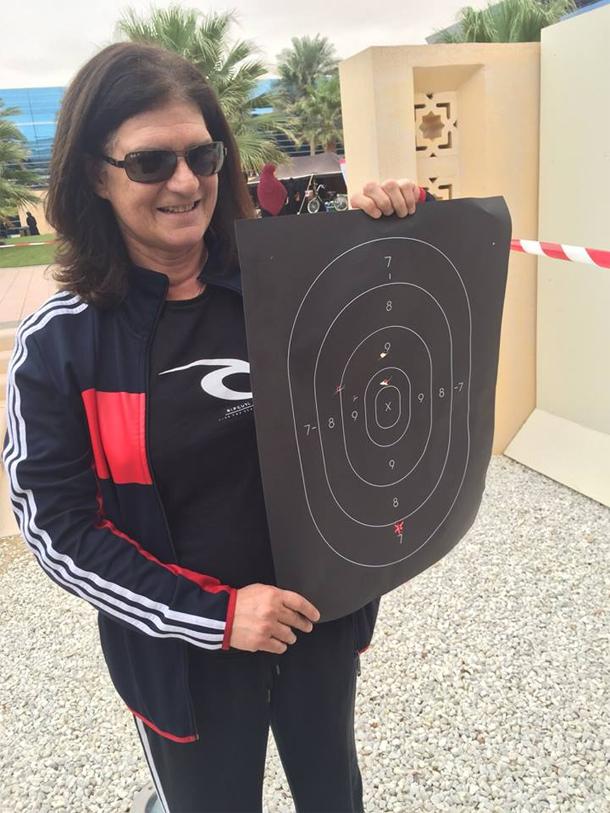 La tunisienne Wissem Chennoufi nommée entraineur de l'équipe nationale des UAE de handball féminin