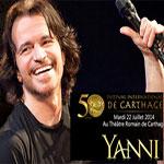 Les billets pour le 2ème concert de Yanni disponibles à partir de demain