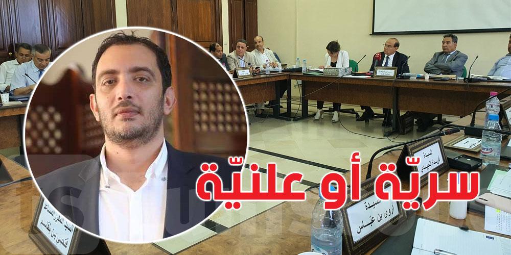 ياسين العياري يكشف أسماء نائبين رفضا ''كشف حقيقة قضية رئيس الحكومة''