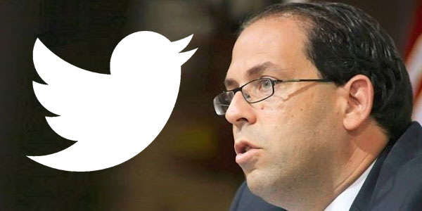 Youssef Chahed entame sa communication sur Twitter