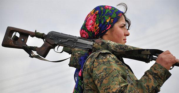 Les Yézidies, anciennes esclaves de 'Daech' se disent prêtes à se venger et à libérer Mossoul