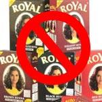 Le ministère de la santé met en garde contre l'utilisation de « Royal Henna »