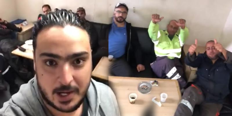 Le ministre François de Rugy réagit à la vidéo de l'équipage du navire Ulysse