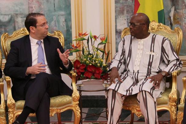 Suppression du visa entre la Tunisie et le Burkina Faso