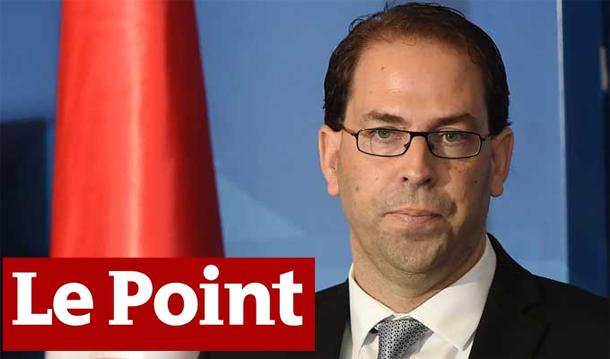 Le magazine français Le Point : ''Youssef Chahed, déjà sur la sellette ?''