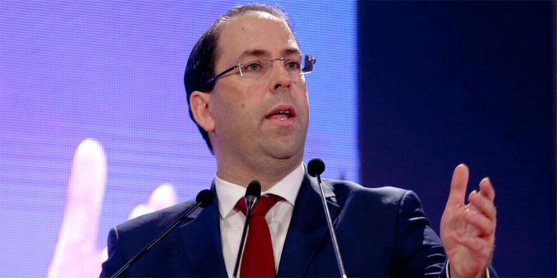 Les conflits politiques ont entravé les réformes, selon Youssef Chahed