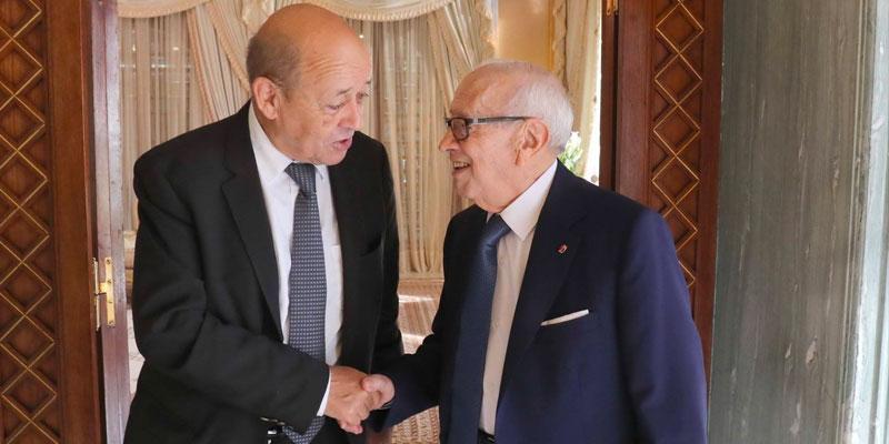 Déclaration de Jean-Yves Le Drian, Ministre des affaires étrangères de la France