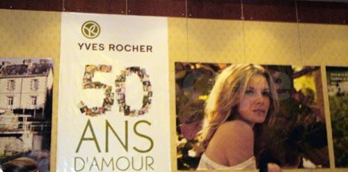 Yves Rocher fête la beauté des femmes