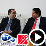 En vidéos : Inauguration du projet RAN Sharing entre TT et Ooredoo à Zaghouan