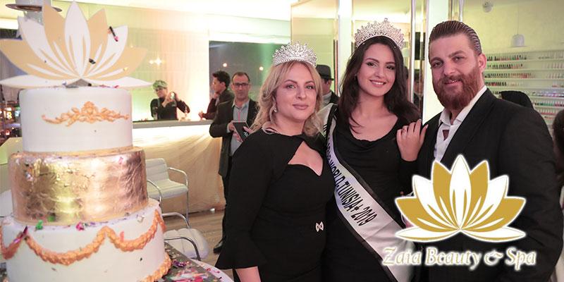 En photos : Le centre d'esthétique Zaïa Beauty & Spa ouvre ses portes à la Soukra
