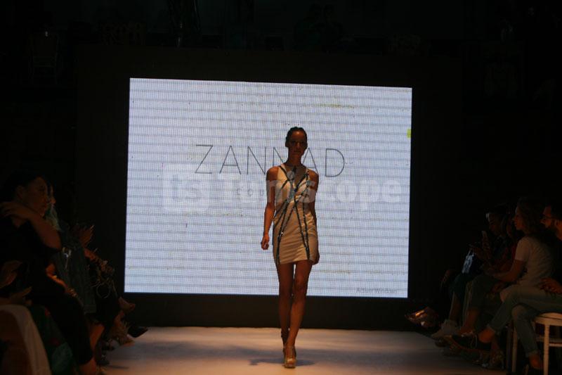 Tunis Fashion Week : Défilé de ZANNAD