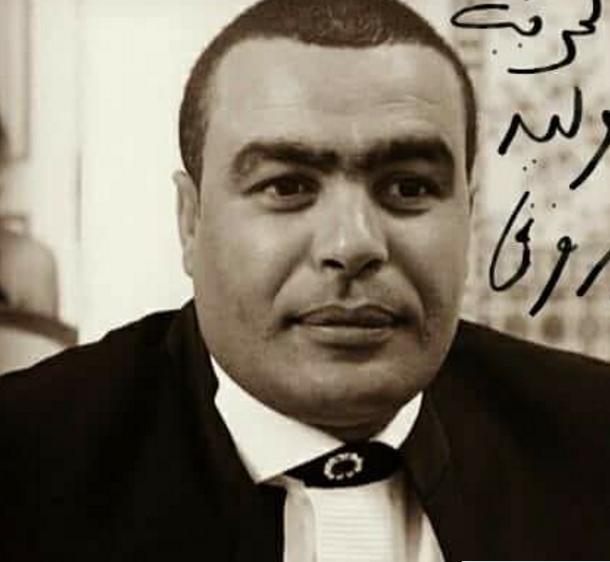 وليد زروق يخيط فمه في سجن مرناق
