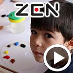 En vidéo : Découvrez le concours de peinture « Les artistes ZEN »