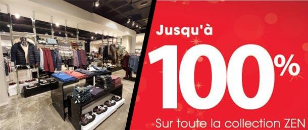 Anniversaire ZEN Soukra, Le square : Une remise exceptionnelle allant jusqu'à 100%...