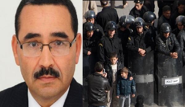 « Une loi relative à la répression des atteintes contre les forces armées n'est pas nécessaire », estime Zouhaier Hamdi