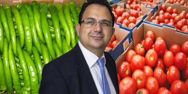 La Tunisie a importé des tomates et des piments de Libye