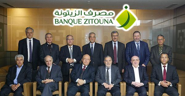 Abdelwahab Nachi nouveau Président du Conseil d'Administration de la Zitouna Banque