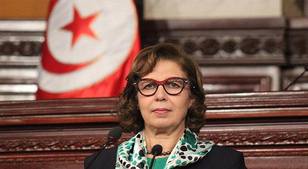 تعيين لمياء الزريبي رئيسة للمعهد الوطني للإحصاء