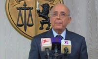 Discours de M. Mohamed Ghannouchi