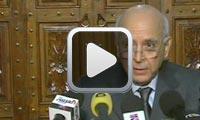 conférence de M. le premier ministre Mohamed Ghannouchi
