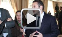 Sakhr El Materi à la chambre des députés