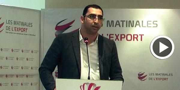 En vidéo : M. Abdelaziz Makhloufi parle de la société CHO (huile d'olive)