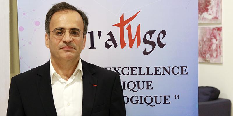 M. Elyes Jouini, Président du jury du Prix de l'ATUGE