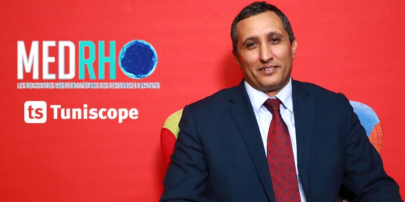 Interview de M. Kais MEJRI DG au sein de Ministère de l'Industrie à propos du MED RH 2019