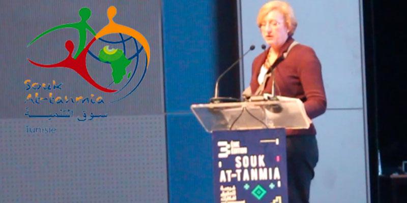 En vidéo: Allocution de S.E. Mme l'Ambassadeur du Royaume-Uni Louise de Sousa lors de la cérémonie de Souk At-Tanmia