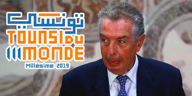 Tarek Cherif Président de la Conect aux Tounsi Du Monde
