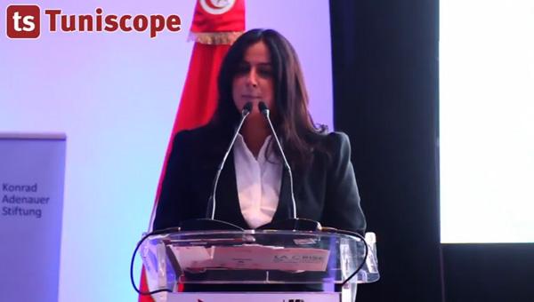 Allocution De Mme. Wafa Laamiri Presidente Du Cjd - 11ème Congrés du CJD