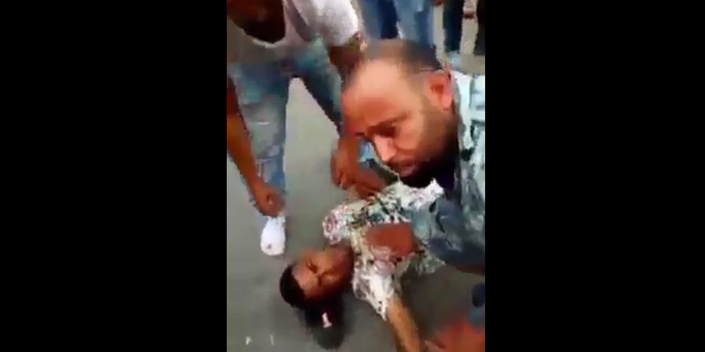 بالفيديو : حادث مرعب بسبب السرعة في المهدية