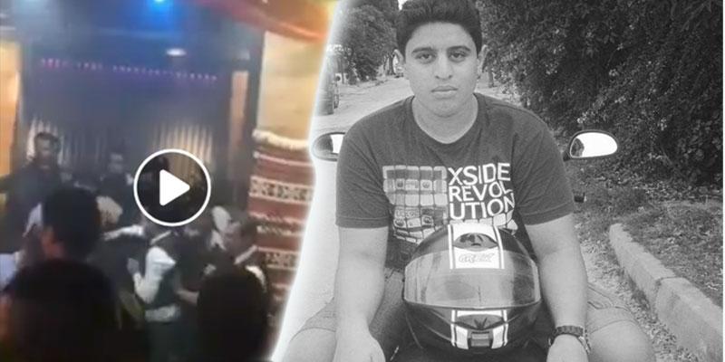 Une nouvelle vidéo montrant l'agression d'Adam avant sa mort