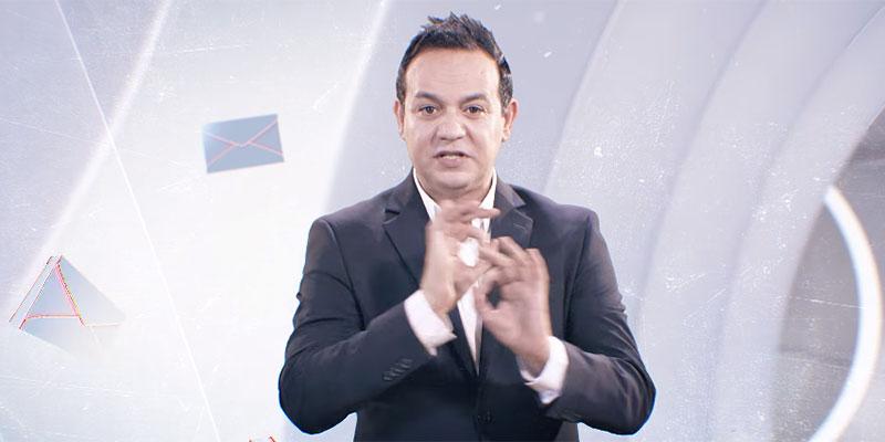 بالفيديو : لمحة عن البرنامج الجديد لعلاء الشابي على الحوار التونسي