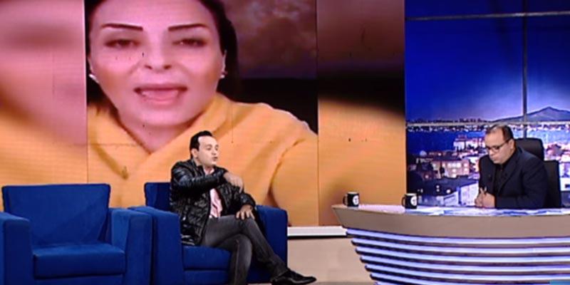 بالفيديو: علاء الشابي يردّ على عربية بن حمّادي بقسوة في برنامج لاباس