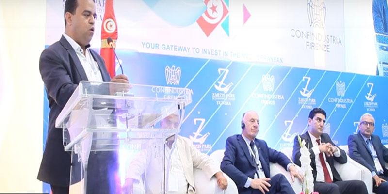 En vidéo : Allocution de M. Ali Abed, représentant de l'ambassade libyenne
