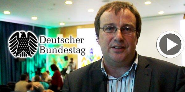 En vidéo-Oliver Krischer, député allemand : La société civile tunisienne doit s'occuper davantage des problèmes environnementaux
