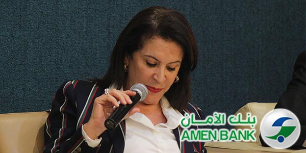Allocution de Mme Awatef Maarouf Directeur Général Hôtel Royal Kenz