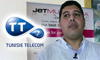 M. Ramzi Ayadi parle de TT Quiz par Tunisie Telecom