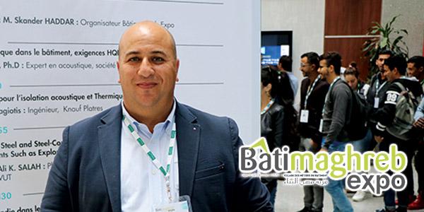 Interview de M. Skander Haddar Organisateur Batimaghreb