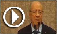 Béji Caid Essebsi salue la femme Tunisienne et remercie le million qui a voté pour lui