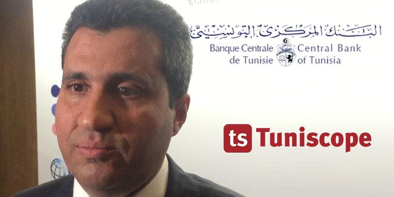 Anouar Maarouf au lancement de la Sandbox de la BCT