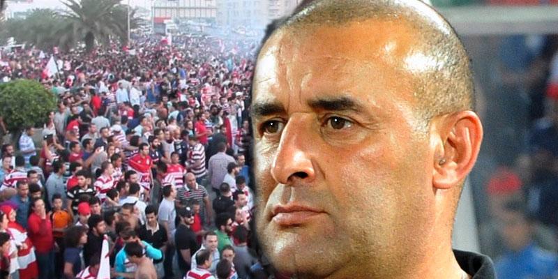 Vidéo: L'émouvant message du Général Ben Chikha au Clubistes