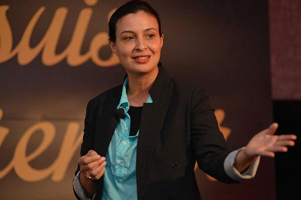 Enactus Tunisie : Emna Ben Yedder, Directeur Administratif et Financier - Medico Consult