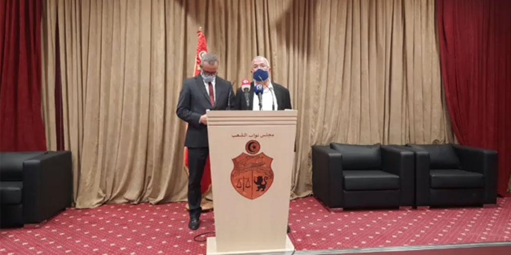 فيديو: نور الدين البحيري يسلم مهامه إلى عماد الخميري