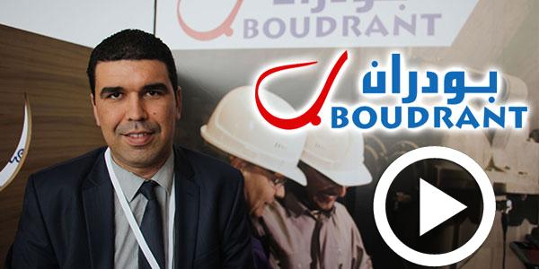 En vidéo- Salon de l'entrepreneuriat: Interview de M. Wahib Dahmani, BOUDRANT