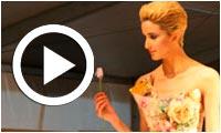 Défilé de Haythem Bouhamed à la Fashion Week 2014