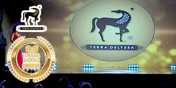 TERRA D'ELYSSA remporte un Tunisia Brand Award 2017