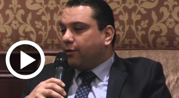 Petit-déjeuner débat organisé par AmCham : Intervention de Mohamed Bridaa, DG de Microsoft Tunisie